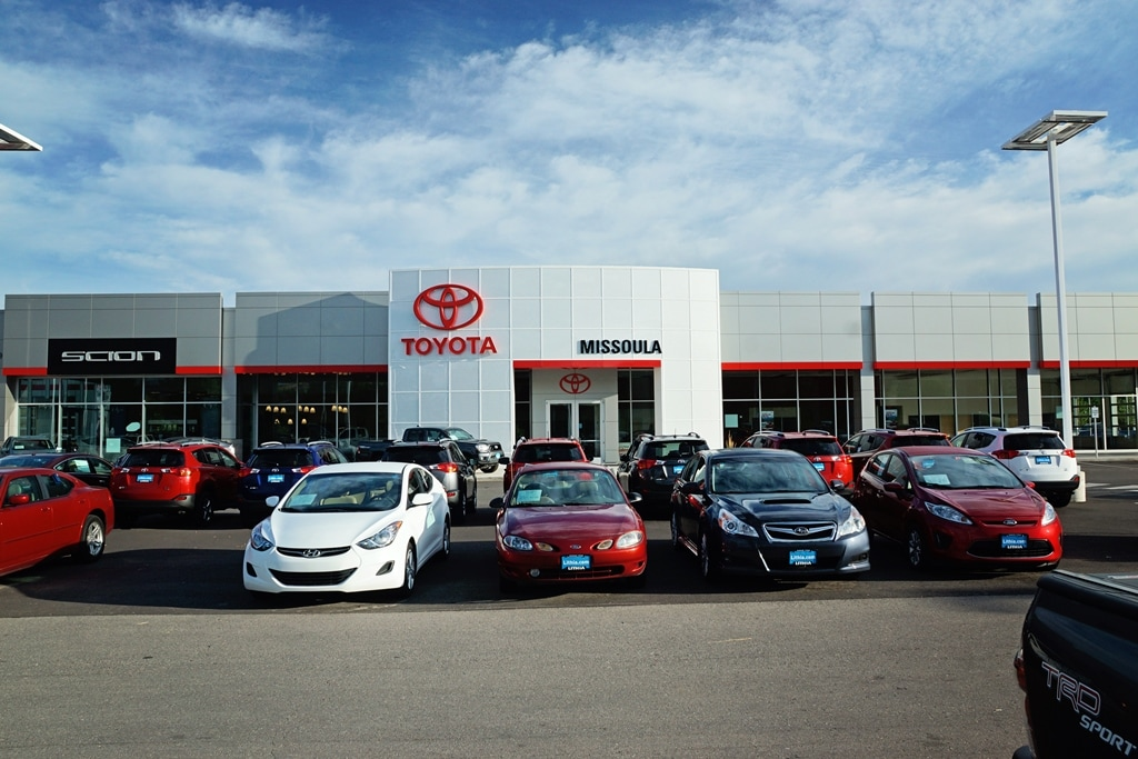 About us lithia toyota of missoula serving hamilton for Bitterroot motors missoula montana