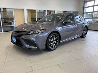New 2021 Toyota Camry Hybrid SE Sedan Missoula, MT