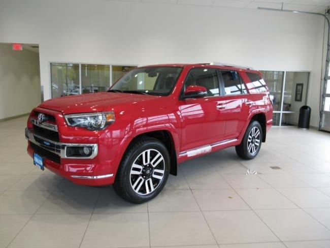 New 2019 Toyota 4Runner Limited SUV Missoula, MT