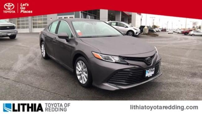 New 2019 Toyota Camry LE Sedan Redding, CA