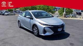 New 2021 Toyota Prius Prime XLE Hatchback Redding, CA