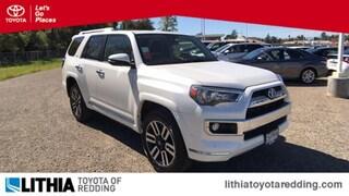 New 2019 Toyota 4Runner Limited SUV Redding, CA