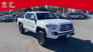 New 2021 Toyota Tacoma SR5 V6 Truck Double Cab Redding, CA