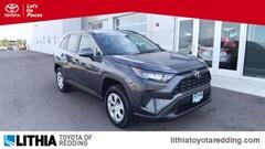New 2019 Toyota RAV4 LE SUV in Redding, CA