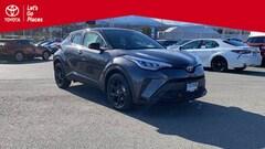 New 2021 Toyota C-HR Nightshade SUV in Redding, CA
