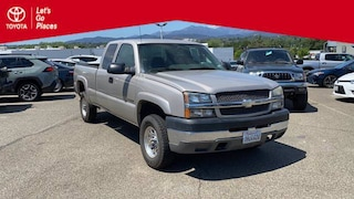 Used 2004 Chevrolet Truck Extended Cab Redding, CA