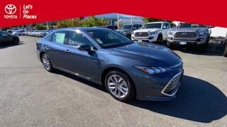 New 2021 Toyota Avalon Hybrid XLE Sedan Redding, CA