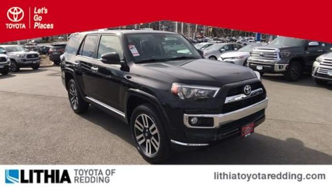 Certified Pre-Owned 2016 Toyota 4Runner Limited SUV Redding, CA