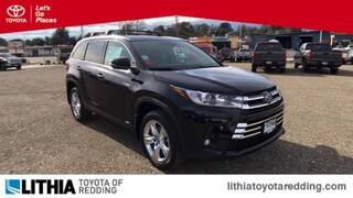 New 2019 Toyota Highlander Hybrid Limited V6 SUV Redding, CA