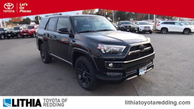 New 2019 Toyota 4Runner Limited Nightshade SUV Redding, CA