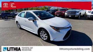 New 2021 Toyota Corolla LE Sedan Redding, CA