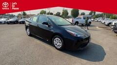 New 2021 Toyota Prius L Hatchback in Redding, CA