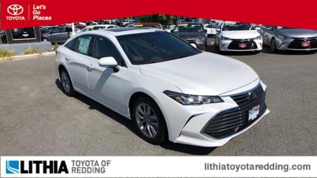 New 2019 Toyota Avalon XLE Sedan Redding, CA