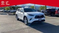 New 2021 Toyota Highlander Hybrid LE SUV in Redding, CA