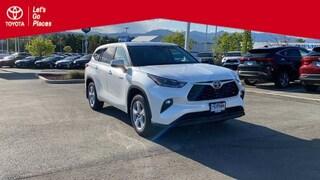 New 2021 Toyota Highlander Hybrid LE SUV Redding, CA
