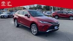 New 2021 Toyota Venza Limited SUV in Redding, CA