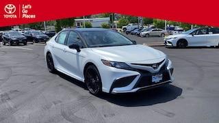 New 2021 Toyota Camry XSE V6 Sedan Redding, CA
