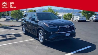 New 2021 Toyota Highlander LE SUV Redding, CA