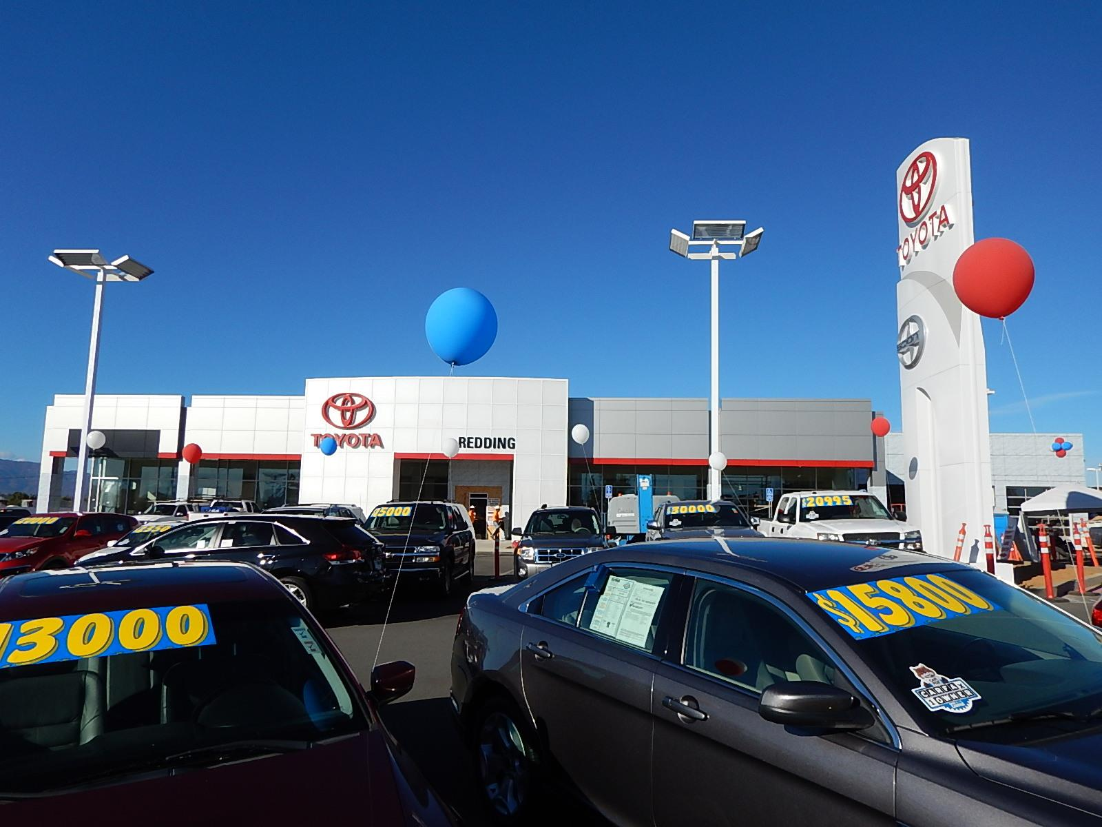New Used Toyota Dealer In Redding Ca Lithia Toyota Of Redding