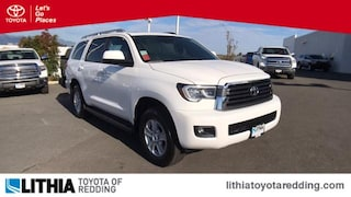 New 2019 Toyota Sequoia SR5 SUV Redding, CA