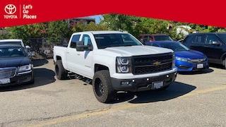 Used 2015 Chevrolet Silverado 1500 LT Truck Crew Cab Redding, CA
