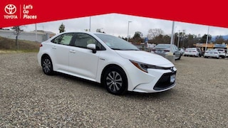 New 2021 Toyota Corolla Hybrid LE Sedan Redding, CA