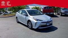 New 2021 Toyota Prius XLE Hatchback in Redding, CA