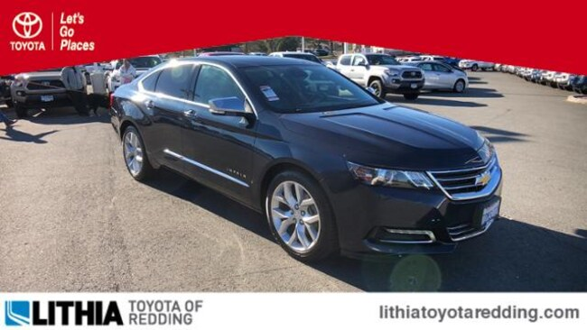 Used 2014 Chevrolet Impala LTZ w/2LZ Sedan Redding, CA