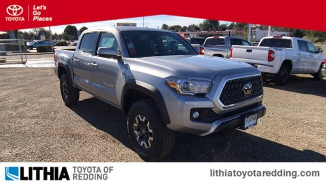 New 2019 Toyota Tacoma TRD Off Road V6 Truck Double Cab Redding, CA