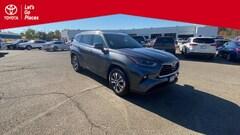 New 2021 Toyota Highlander Hybrid XLE SUV in Redding, CA