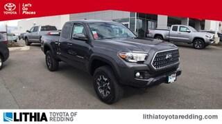 New 2019 Toyota Tacoma TRD Off Road V6 Truck Access Cab Redding, CA
