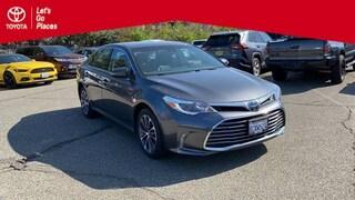 Used 2018 Toyota Avalon XLE Premium Sedan Redding, CA