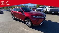 New 2021 Toyota Venza XLE SUV in Redding, CA