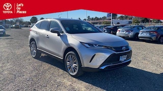 New 2021 Toyota Venza Limited SUV Redding, CA