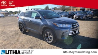 New 2019 Toyota Highlander LE V6 SUV Springfield, OR