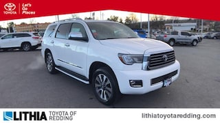 New 2019 Toyota Sequoia Limited SUV Redding, CA