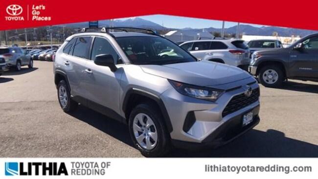 New 2019 Toyota RAV4 LE SUV Redding, CA