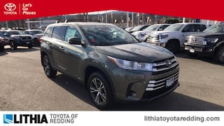 New 2019 Toyota Highlander Hybrid LE V6 SUV Redding, CA