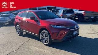New 2021 Toyota Venza LE SUV Redding, CA