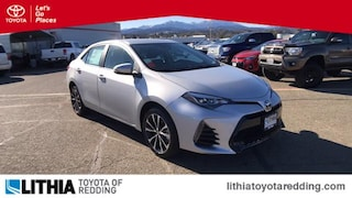 New 2019 Toyota Corolla SE Sedan Redding, CA