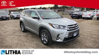New 2019 Toyota Highlander Limited Platinum V6 SUV Springfield, OR