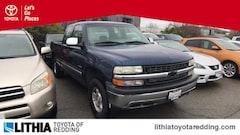 Bargain Used 2000 Chevrolet Silverado 1500 Truck Extended Cab Redding, CA