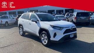 New 2021 Toyota RAV4 Hybrid LE SUV Redding, CA