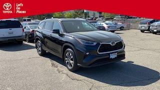New 2021 Toyota Highlander XLE SUV Redding, CA