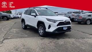 New 2021 Toyota RAV4 LE SUV Redding, CA