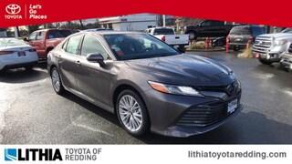 New 2019 Toyota Camry Hybrid XLE Sedan Redding, CA