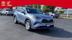 New 2021 Toyota Highlander LE SUV in Redding, CA