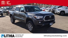 New Toyota Tacoma 2019 Toyota Tacoma SR5 V6 Truck Double Cab in Redding, CA