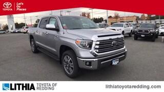 New 2019 Toyota Tundra 1794 5.7L V8 Truck CrewMax Redding, CA