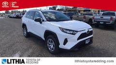 New 2019 Toyota RAV4 LE SUV in Redding, CA